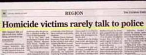 Homicide Victims Funny News Headlines