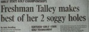 Soggy Holes Funny News Headline