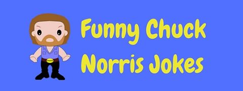 A collection of funny Chuck Norris jokes