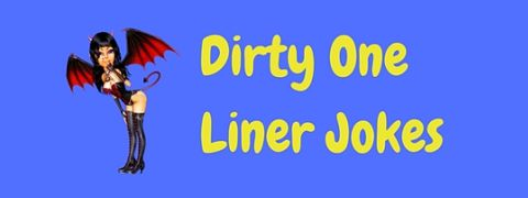 A collection of dirty one liners