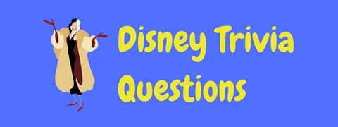 Test yourself on the magical world of Walt Disney with these Disney trivia questions and answers