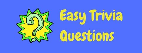 A collection of relatively easy trivia questions and answers to get warmed up