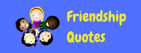 Featured image for a page of funny friendship quotes.
