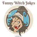 A collection of spell-binding funny witch jokes