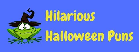 A collection of hilarious Halloween puns