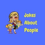Collections of funny jokes about people