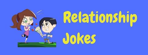 An engaging collection of relationship jokes