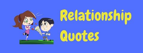 A collection of funny relationship quotes