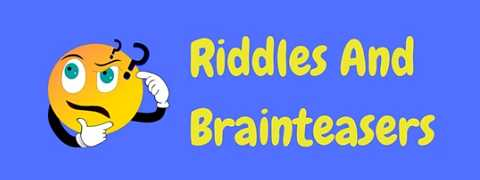 Dastardly riddles and brainteasers to give your brain a workout!