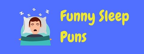 The best funny sleep puns you could ever dream of!