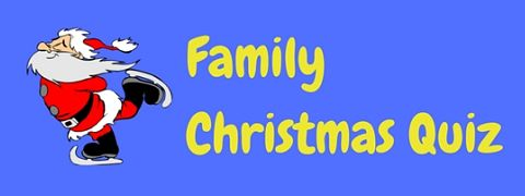 How much do you really know about Xmas? Try our free family Christmas quiz.
