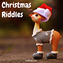 Have festive fun with these Christmas riddles