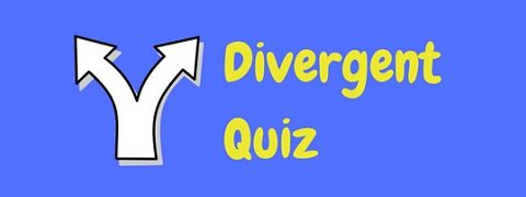 Do you think you know your factions? If so, test your knowledge of the Divergent book with our Divergent quiz.
