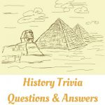 History Trivia Questions And Answers