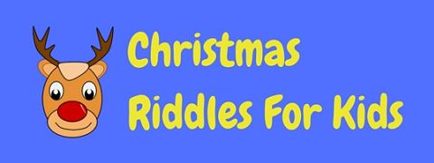 Christmas Riddles For Kids