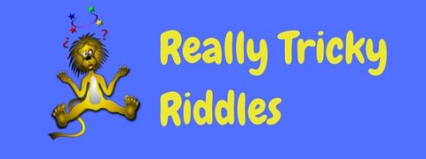 A collection of really tricky riddles to tease your brain