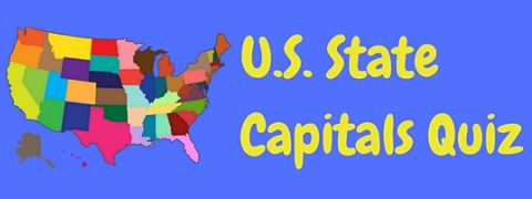 How well do you know your American geography? Find out with this state capitals quiz.