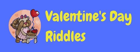 A selection of brain-teasing Valentine's Day riddles