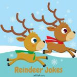 Funny reindeer jokes and puns