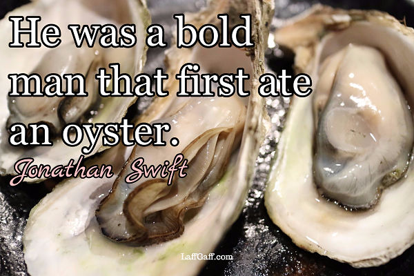 Funny food quotes - Johnathan Swift