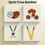 A collection of free sports trivia questions and answers