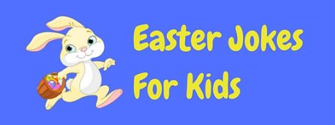 A selection of funny Easter jokes for kids, and big kids too.