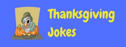 A collection of funny Thanksgiving jokes to help celebrate with a laugh!