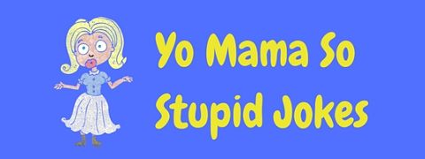 A stupidly funny collection of yo mama so stupid jokes