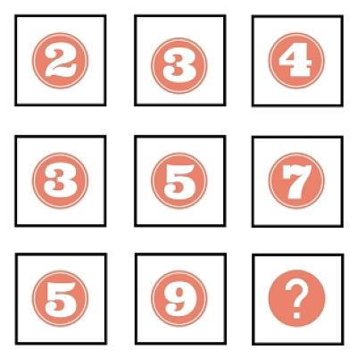 Which number completes the sequence?