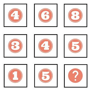 Which number completes the sequence in this puzzle?
