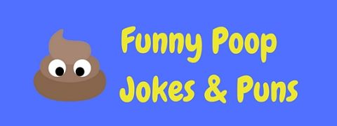 A stinking great pile of funny poop jokes and puns