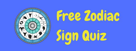 Test your astrology knowledge with our free zodiac sign quiz