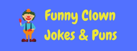We thought it would be a nice jester to bring you these funny clown jokes and puns!