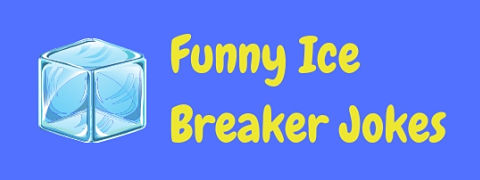 This collection of funny ice breaker jokes has something for every occasion.