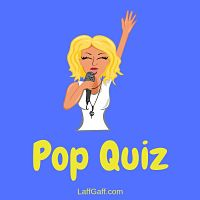 Test your musical knowledge with this great free pop music quiz!