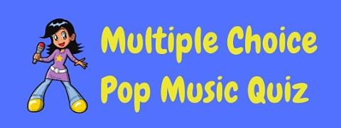 Header image for a page with a great free pop music quiz!