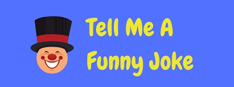 Tell me a joke - want to hear a random joke? Here you go!
