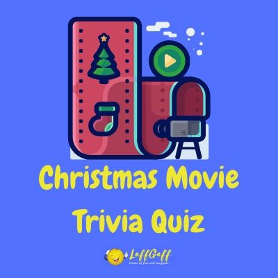Featured image for a page of Christmas movie trivia questions and answers.