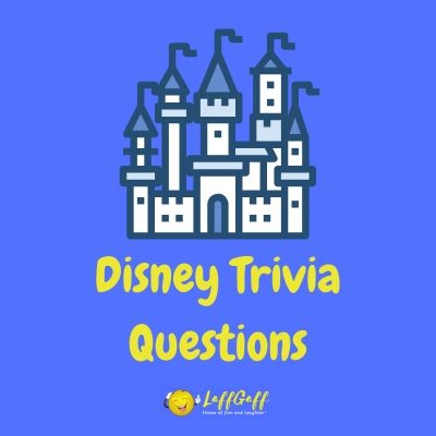 Featured image for a page of Disney trivia questions and answers.