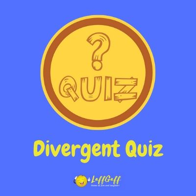Featured image for a page with a multiple choice Divergent quiz.
