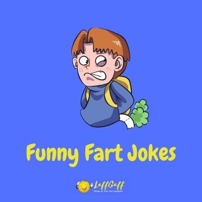 Featured image for a page of funny fart jokes.