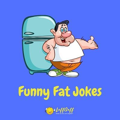 Featured image for a page of funny fat jokes.
