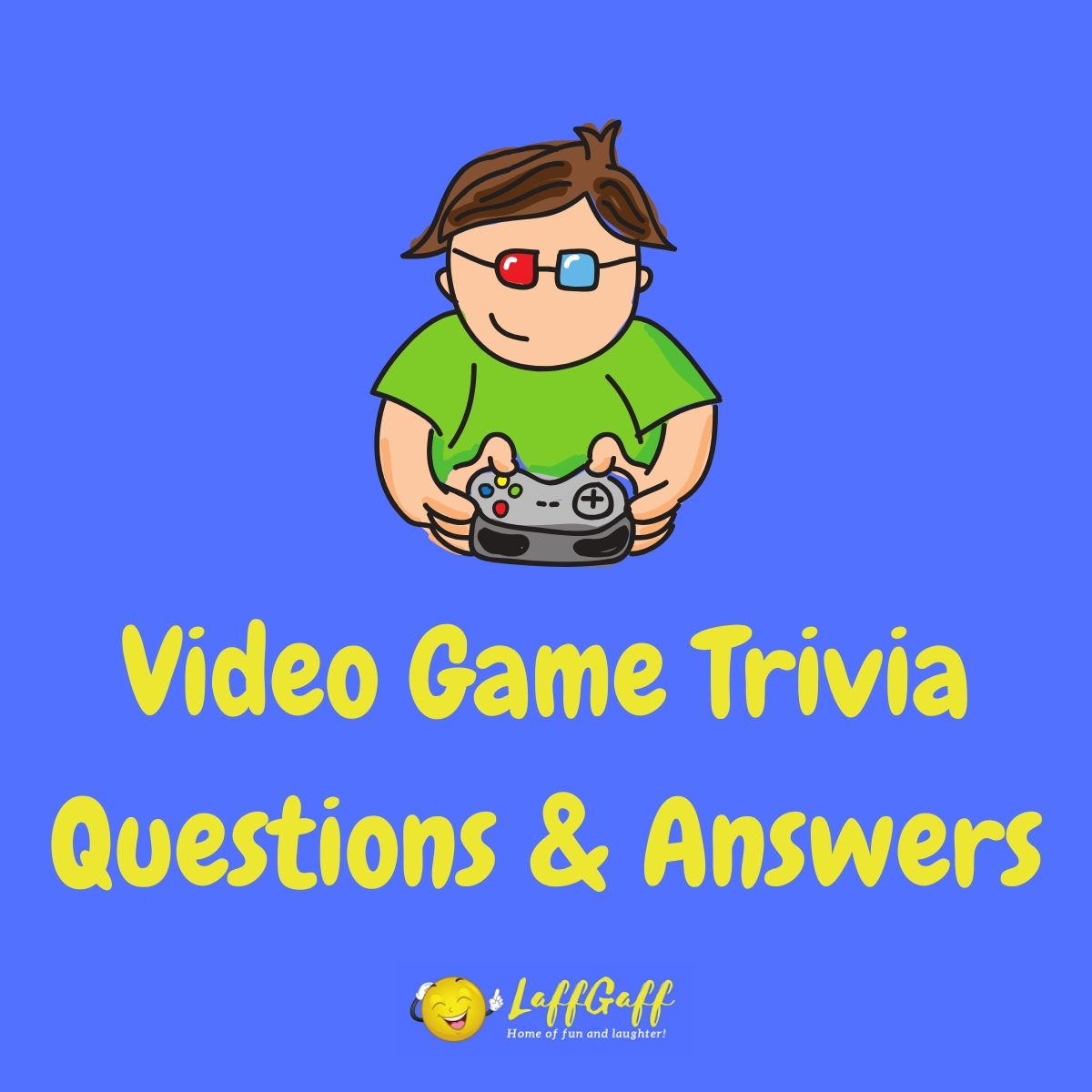 31 Fun Free Video Game Trivia Questions And Answers