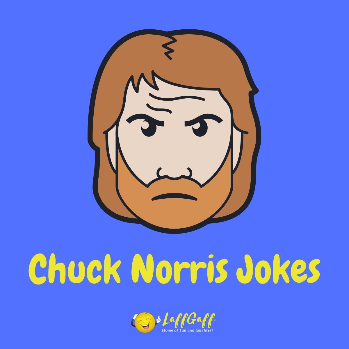 Featured image for a collection of the best Chuck Norris jokes.