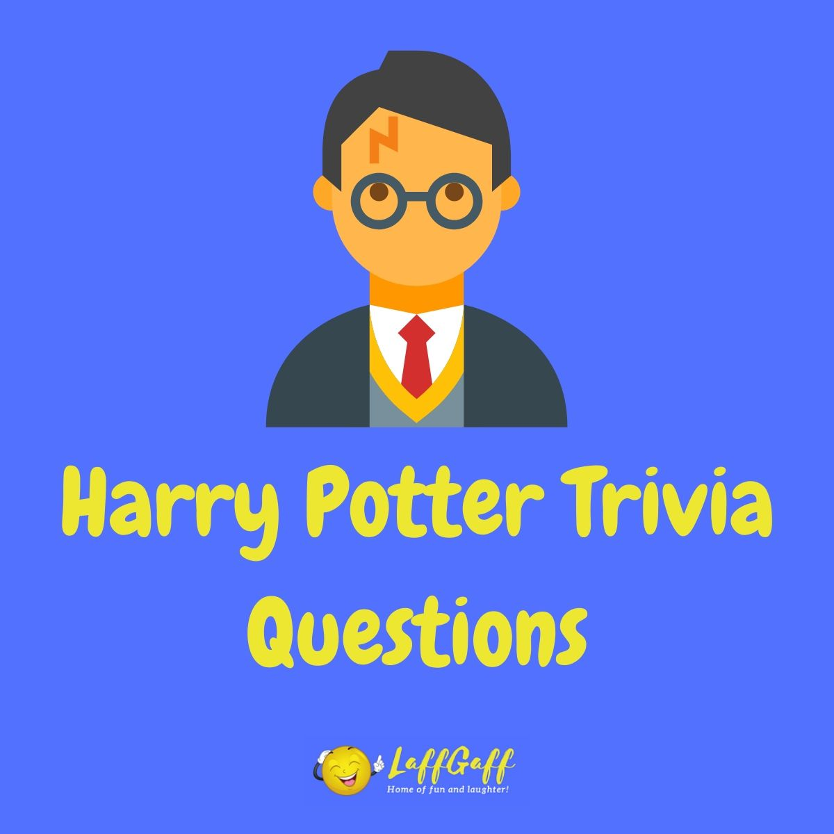Featured image for a page of Harry Potter trivia questions and answers.