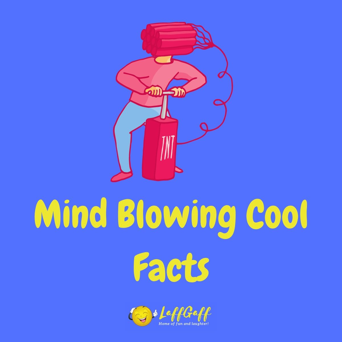Featured image for a page of cool facts that are sure to blow your mind.
