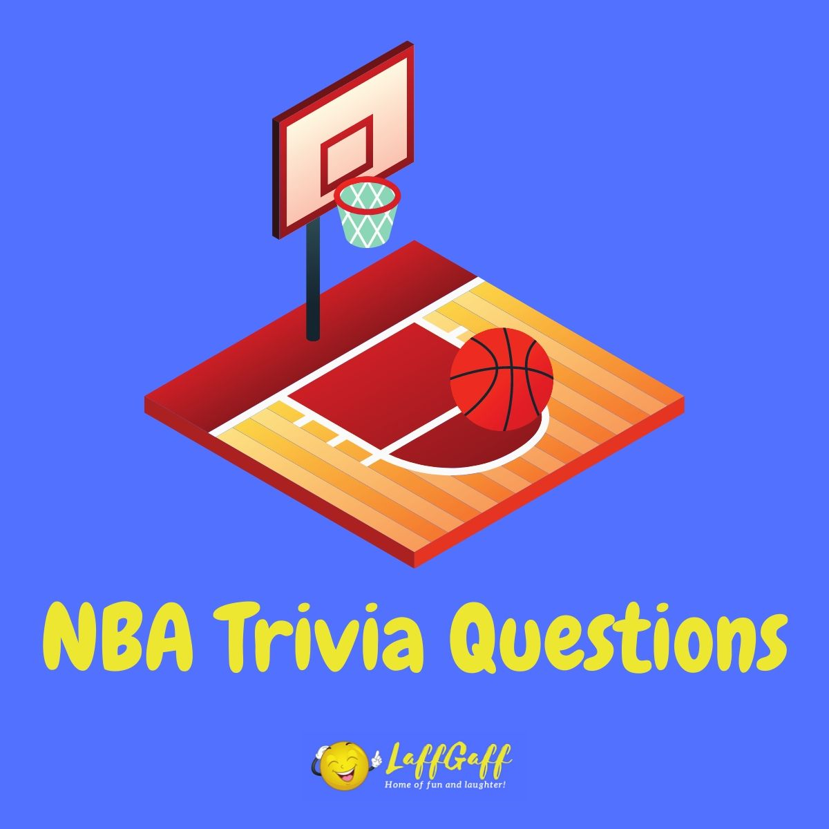 Featured image for a page of NBA trivia questions and answers.