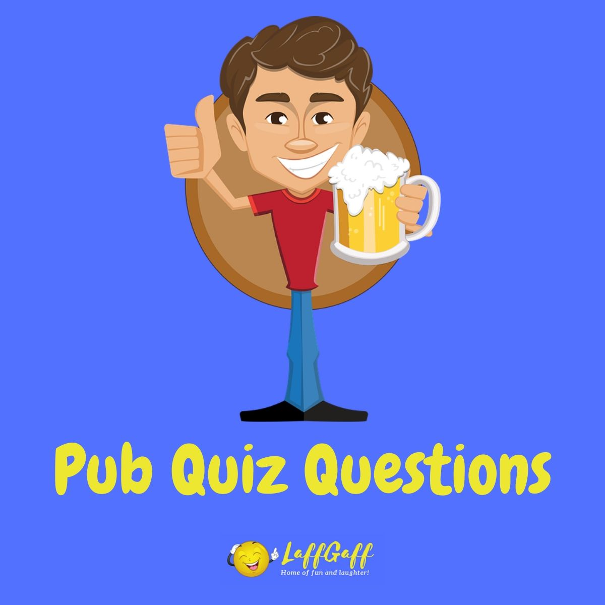 Featured image for a page with a free pub quiz.