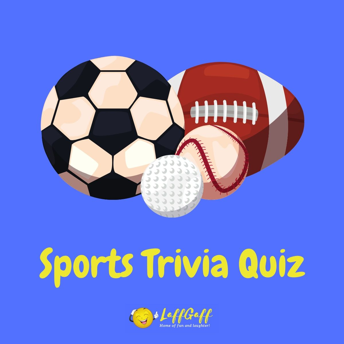 Featured image for a page of sports trivia questions and answers.