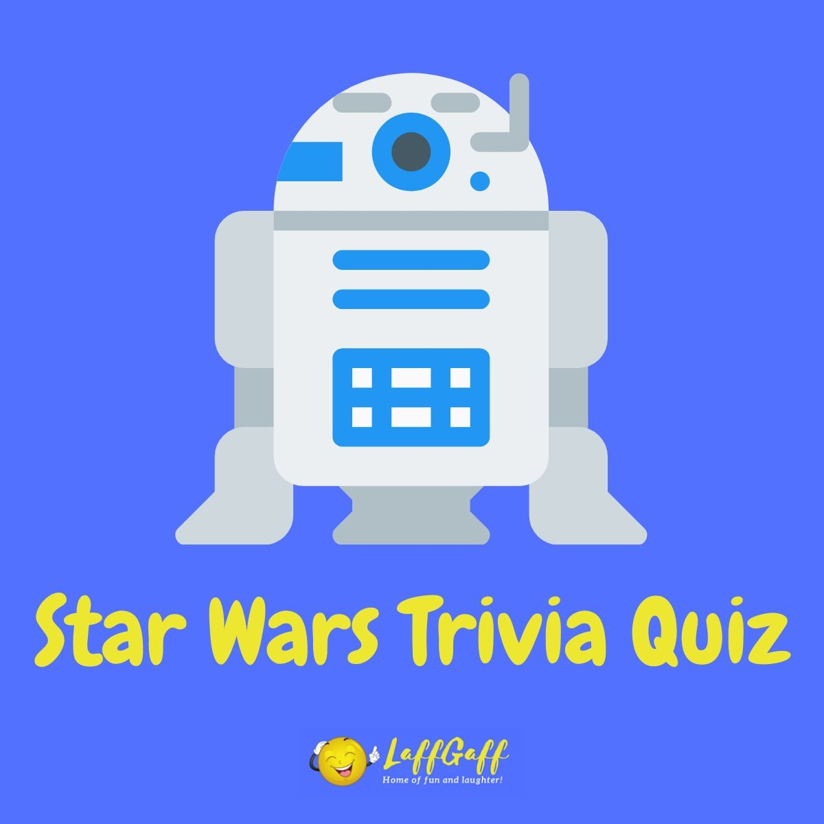 Featured image for a page of Star Wars trivia questions and answers.